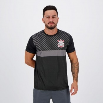 Camiseta Corinthians Peter Preta