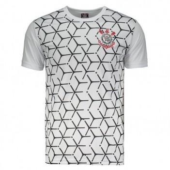 Camisa Corinthians Square SCCP Branca