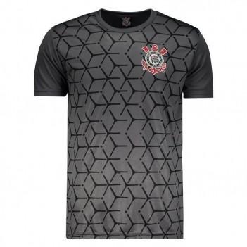 Camisa Corinthians Square SCCP Chumbo