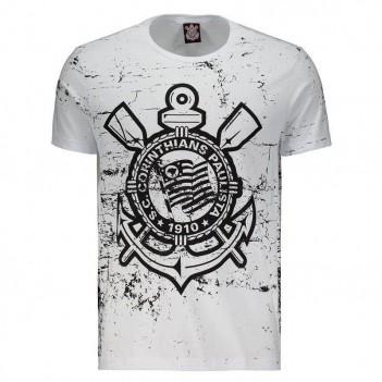 Camiseta Corinthians Thread Branca
