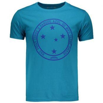 Camiseta Cruzeiro Circle Azul