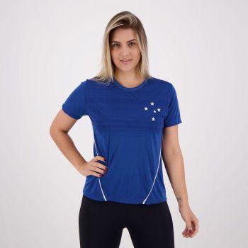 Camiseta Cruzeiro Dribble Feminina