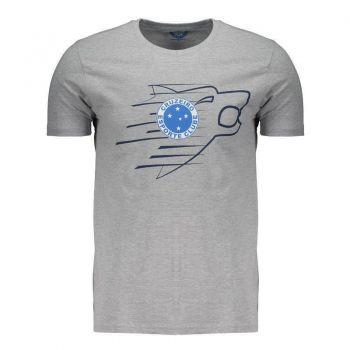 Camiseta Cruzeiro Fox Mescla
