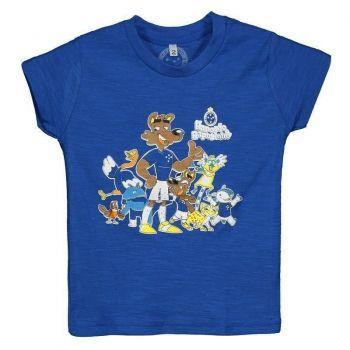 Camiseta Cruzeiro Raposão e Raposinha Infantil