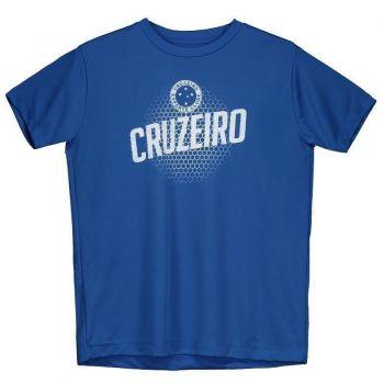 Camiseta Cruzeiro Spider Juvenil