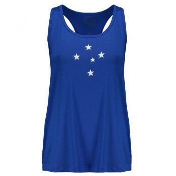Regata Cruzeiro Starlight Feminina
