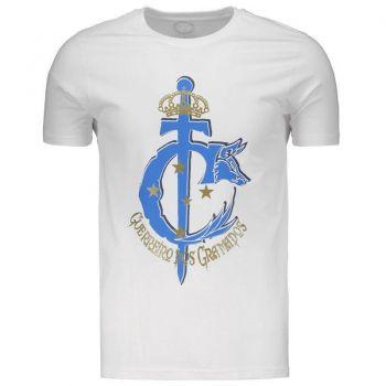 Camiseta Cruzeiro Toca II Branca