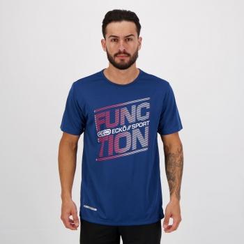Camiseta Ecko Active Function Sport Marinho