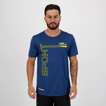 Camiseta Ecko Active Sport Marinho