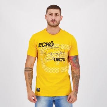 Camiseta Ecko Basic Exclusively Laranja