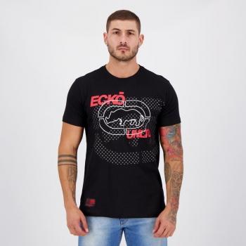 Camiseta Ecko Basic Exclusively Preta