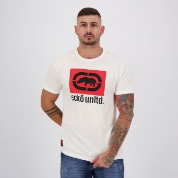 Camiseta Ecko Basic I Branca