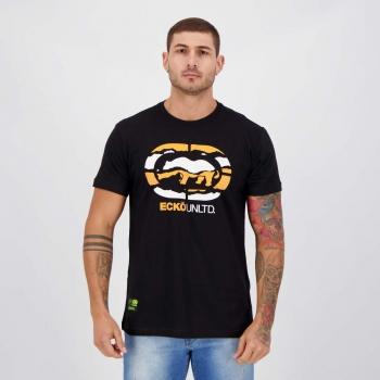 Camiseta Ecko Basic Out Preta