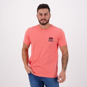 Camiseta Ecko Fashion Basic Rosa