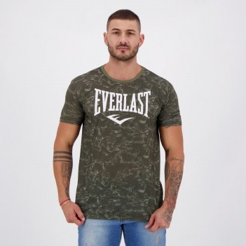 Camiseta Everlast Basic Verde