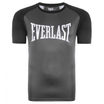 Camiseta Everlast Training Grafite