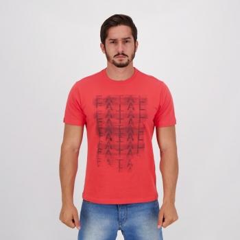 Camiseta Fatal Basic Start Vermelha