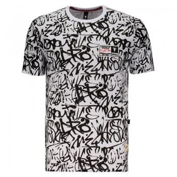 Camiseta Fatal Especial Branca