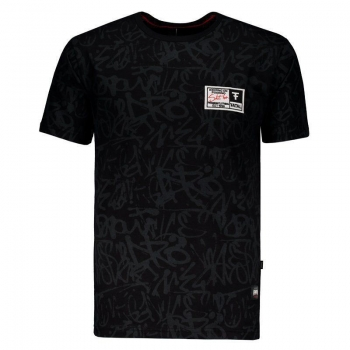 Camiseta Fatal Especial Preto