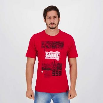 Camiseta Fatal Vanity II Vermelha