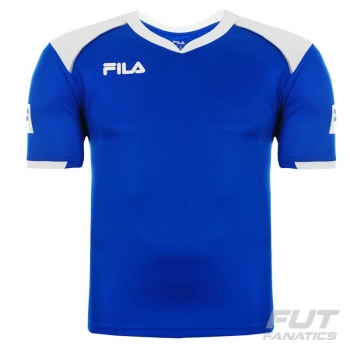 Camisa Fila Accetta Royal