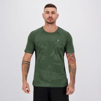 Camiseta Fila Prime II Verde