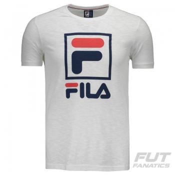 Camiseta Fila Stack II Branca