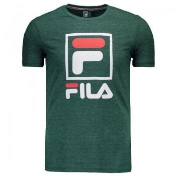 Camiseta Fila Stack II Verde