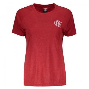 Camisa Flamengo Hang Feminina Vermelha