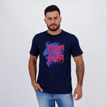 Camiseta Fortaleza Leão Marinho