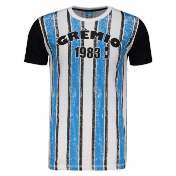 Camiseta Grêmio 1983 Diamond Branca