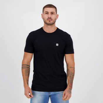 Camiseta Hang Loose Logo Basic Preta