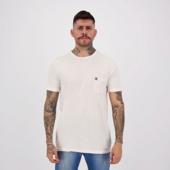 Camiseta Hang Loose Scale Especial Off White