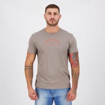Camiseta Hang Loose Silk Classic Cinza