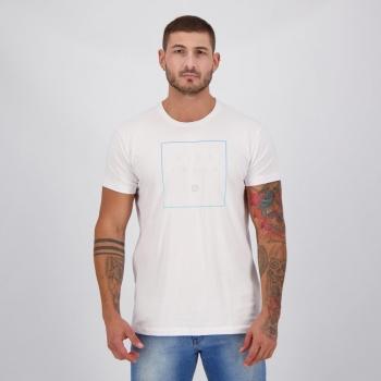 Camiseta Hang Loose Silk Gradient Branca