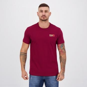 Camiseta Hang Loose Silk Marsala