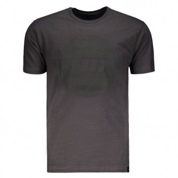 Camiseta Hd Basic Color Cinza
