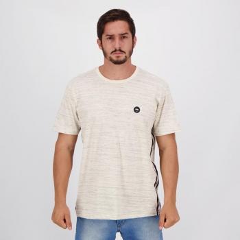 Camiseta HD Basic Kilt Branca Mescla