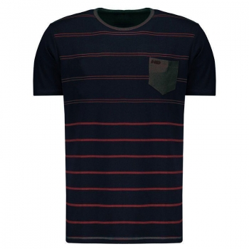 Camiseta Hd Especial Horizon Roxa Mescla
