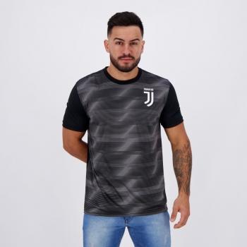 Camisa Juventus Effect Preta