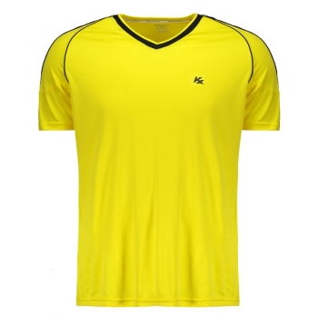 Camiseta Kanxa Sond Blaz Amarela