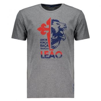 Camiseta Leão 1918 Fortaleza Casual
