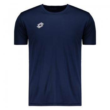 Camiseta Lotto Brodsy Marinho