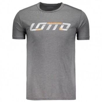 Camiseta Lotto Devin Cinza