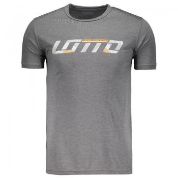 Camiseta Lotto Devin Cinza