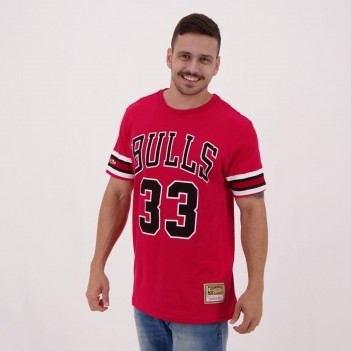 Camiseta Mitchell & Ness NBA Chicago Bulls Pippen
