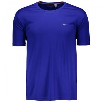 Camiseta Mizuno Run Spark 2 Azul