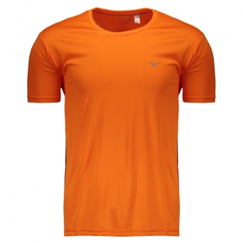 Camiseta Mizuno Run Spark 2 Laranja