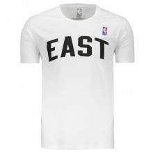Camiseta NBA All Star East Branca