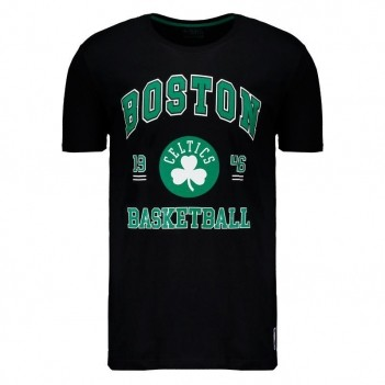 Camiseta NBA Boston Celtics College Preta